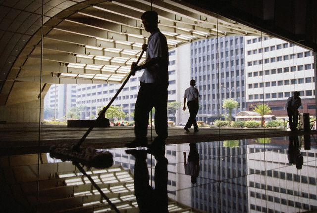 Real Estate Cleaning Services : Commercial cleaning services singapore a