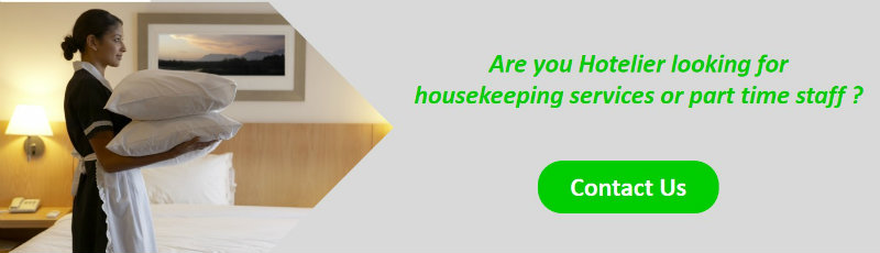 Hotel housekeeping service provider