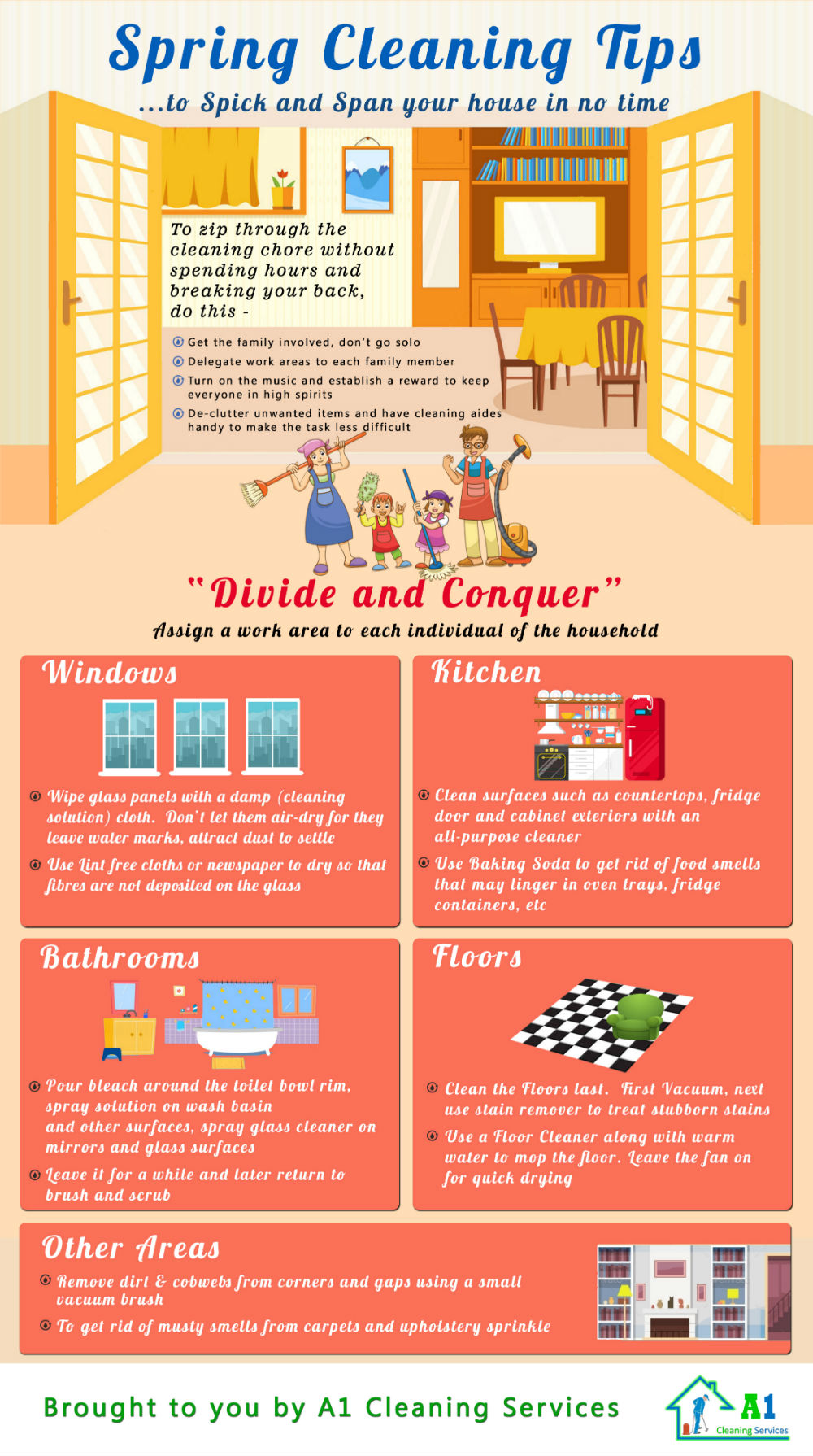 Cleaning Tips for CNY Spring Cleaning