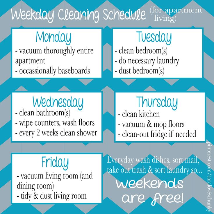 Weekly Cleaning Services Singapore