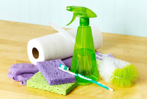 Cleaning Tools A1 Cleaning Services