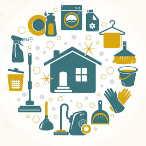Common Cleaning Tools for Homes