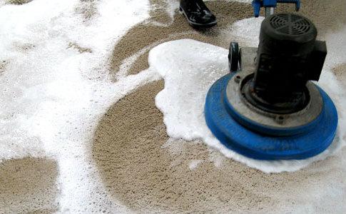 foam based carpet cleaning