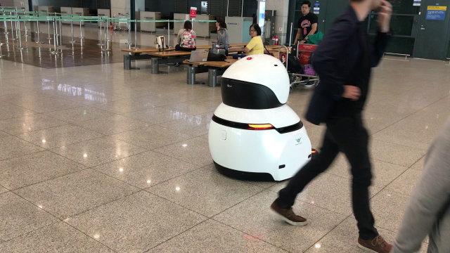 autonomous cleaning
